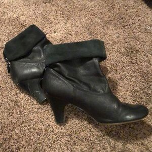 Report kait leather boots